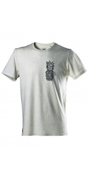 Ananas Shirt Grey