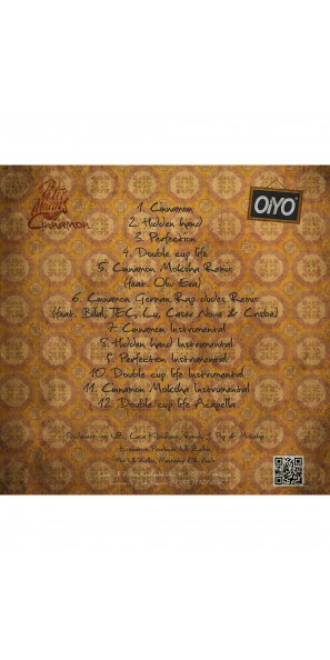 Cinnamon (CD)