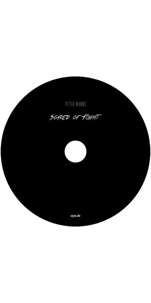 Scared of Flight (CD)