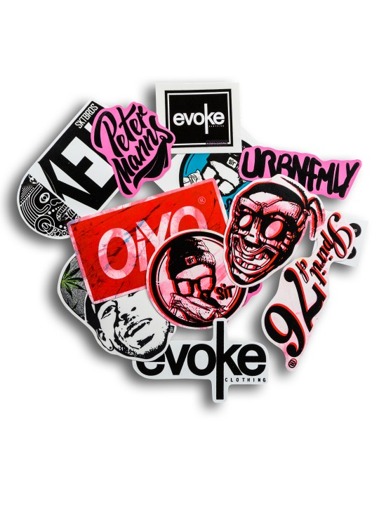 Stickerpack URBNFMLY Vol2