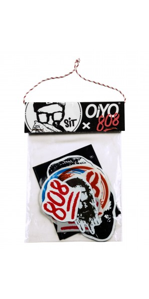 808 x Sit Stickerpack
