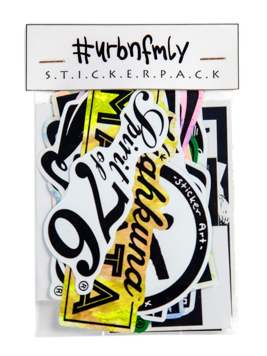 Stickerpack URBNFMLY
