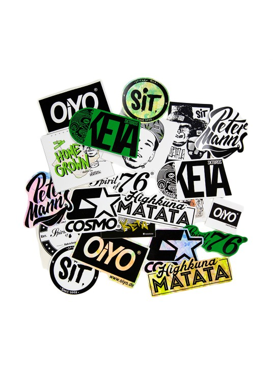 Stickerpack URBNFMLY Vol1