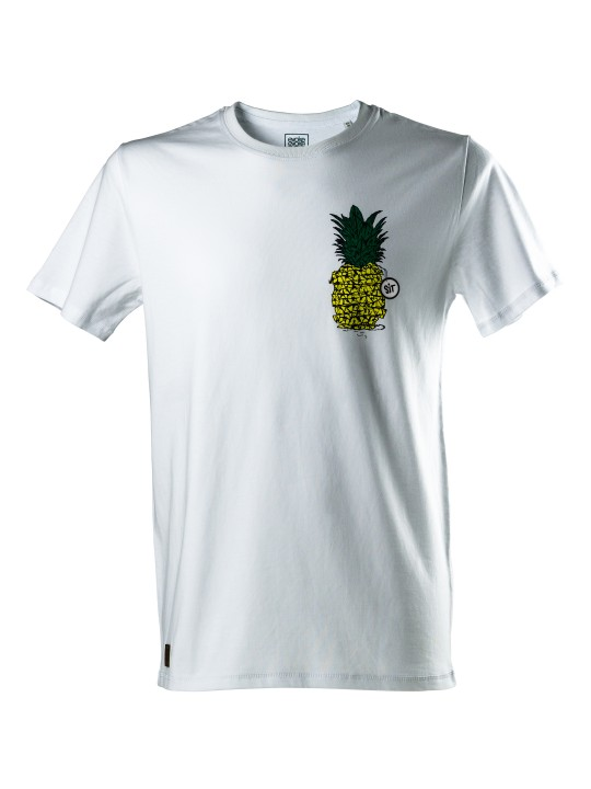 Ananas Shirt White