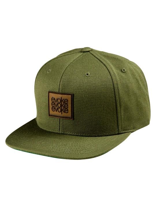 Evoke Cap Olive