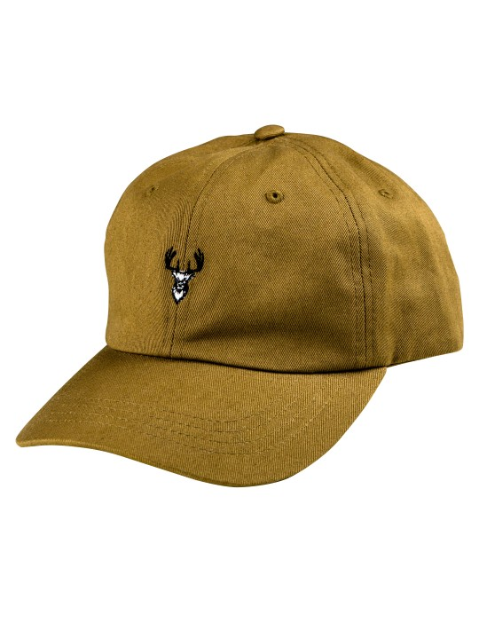 Dad Cap Hirsch brown