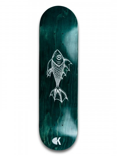 The Fish Deck Green
