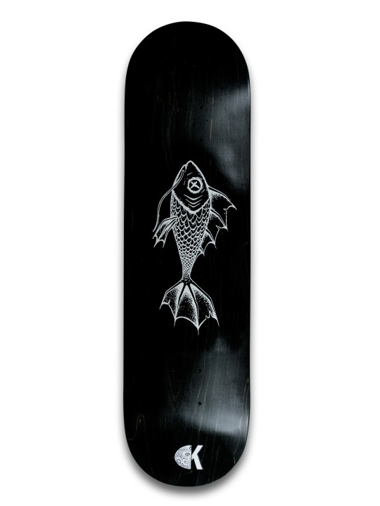 The Fish Deck Black