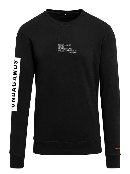 UNDAGAWDS Light Crewneck