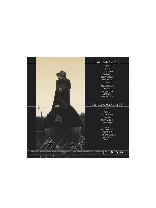 UNDAGAWDS 2LP Vinyl